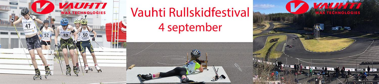 Rullskidfestival Axamo Ring 4 september